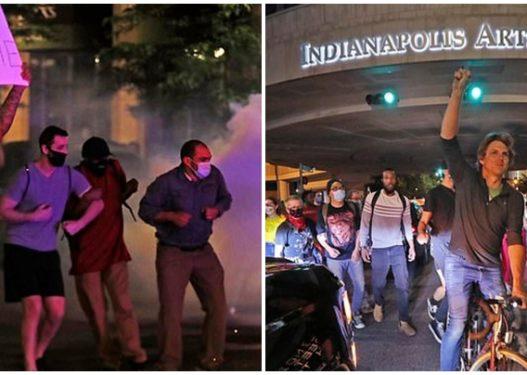 Rëndohet situata në SHBA/ Një tjetër protestues vdes gjatë një sulmi me armë zjarri