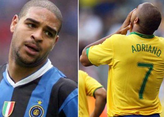 """""""Adri, babai ka vdekur"""", tragjedia familjare që shkatërroi karrierën e Adrianos"""