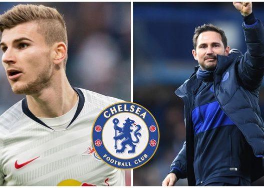 Si ndryshon formacioni i Chelseat me Timo Werner në majën e sulmit