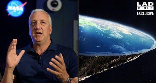 Astronautët e NASA: E imagjinoni Tokën të sheshtë? Shkoni në shkollë mësoni!