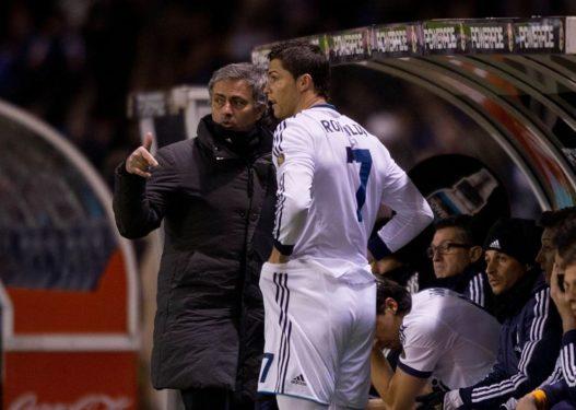 """""""Ronaldo për pak e masakroi me grushte Jose Mourinhon"""""""