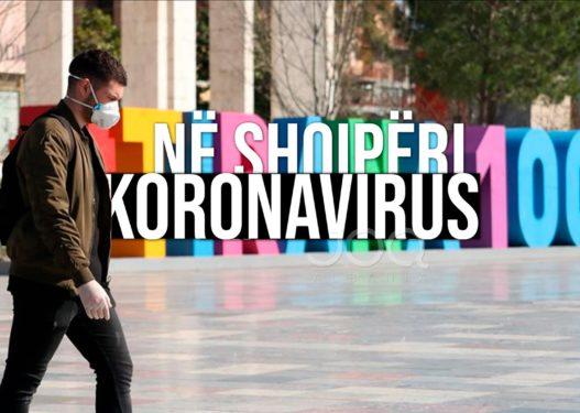 Vijon numri i lartë i rasteve/ 20 të infektuar në 24 orët e fundit, Tirana mbetet më e prekura