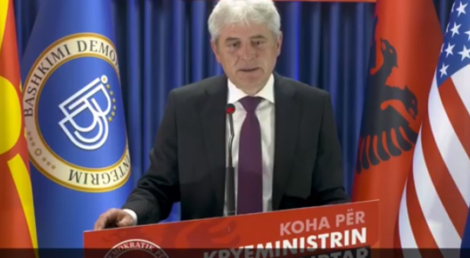 Ahmeti: Sot Kryeministrin nesër Kryetarin e shtetit