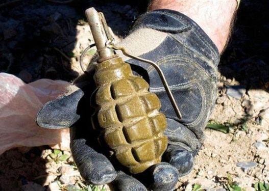 Po hapnin kanal, punonjësit e UKT tmerrohen nga një granatë e paplasur