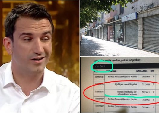 Erion Veliaj falimenton bizneset, qytetari: Rritet taksa e pastrimit dhe infrastrukturës