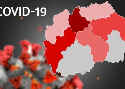 3 ditët e fundit bie numri i të infektuarve në Maqedoninë e Veriut