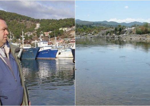 Kompania e Gjergj Lucës shkatërron lumin Shkumbin, banorët: Na kanë kërcënuar me armë, duan të na marrin tokat
