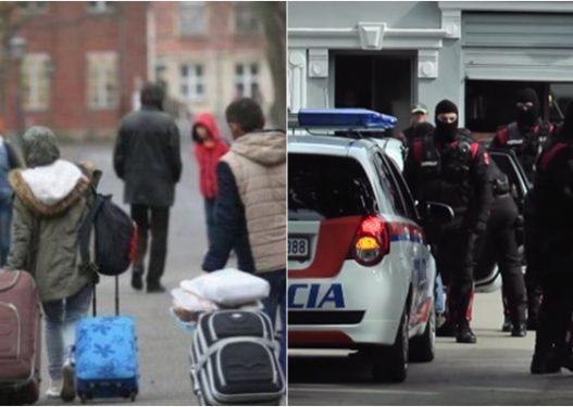 Favorizoi hyrjen e klandestinëve arabë në Shqipëri, arrestohet motra e drejtoreshës së Kufirit