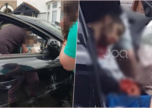 Dalin pamjet/ I gjakosur brenda në makinë, si iu bë atentat 20-vjeçarit shqiptar në Londër