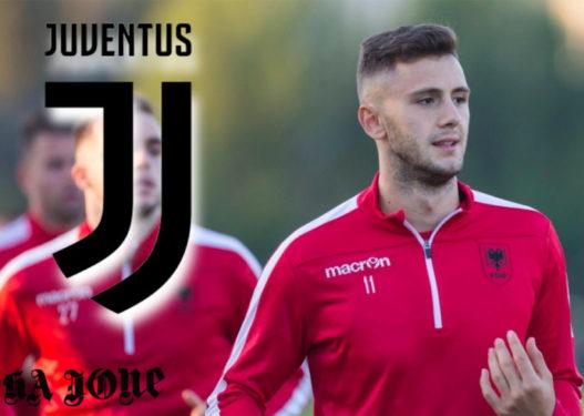 Shansi i artë, sulmuesi i kombëtares mund të debutojë për Juventusin në ndeshjen ndaj Milanit