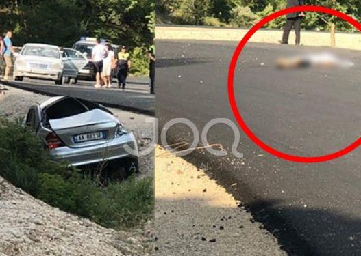 EKSKLUZIVE nga aksidenti i rëndë/ Benzi C-Class me shpejtësi skëterrë, arsyeja pse gjeti vdekjen 24-vjeçari
