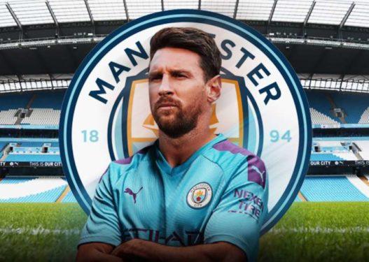 Transferimi i bujshëm, Messi drejt Manchester Cityt