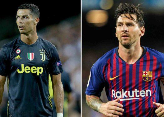 Ideja e çmendur e merkatos, Messi dhe Ronaldo bashkë te Juventusi