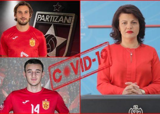 Dy lojtarët e Partizanit me COVID-19/ Epidemiologia: Nuk duhet të zhvillohet derbi me Tiranën