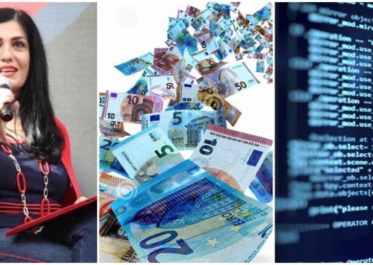 Mirlinda Karçanaj e AKSHI-t s'di të bëjë punën, i jep 1 miliardë lekë kompanisë private për ndërtim sistemi kompjuterik
