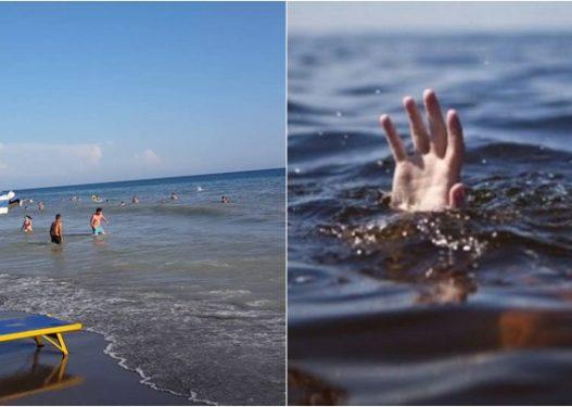 Humb jetën në plazhin e Velipojës një pushues nga Kosova