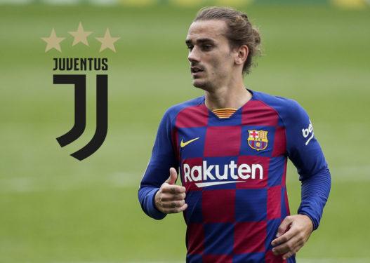 Sërish pazar te Barcelona, Juventusi piketon Antonie Griezmmann