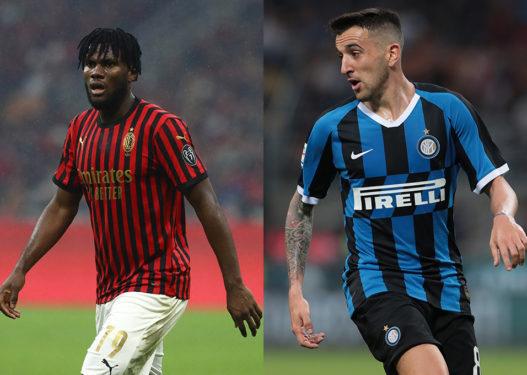 Milani dhe Interi bëhen gati për shkëmbimin e bujshëm