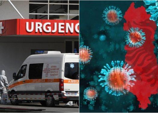 Rritet numri/ Regjistrohen 83 viktima në total, Tirana më e prekura