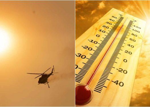Studimi/ Valët e nxehtësisë janë bërë më të gjata që nga vitet 1950