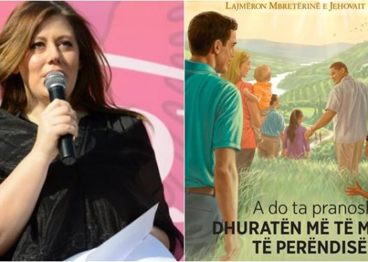Nënë e bijë u vetëflijuan për Perëndinë e tyre Jehova, Keti Bazhdari e PS: Dëshmitarët janë njerëz të ndershëm