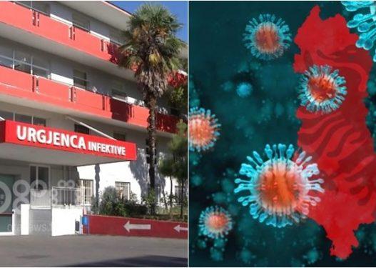 Elbasan/ Qeveria bëri 19 teste, 4 persona pozitivë me Covid, infermierja e infektuar: Karantinohet i tërë reparti