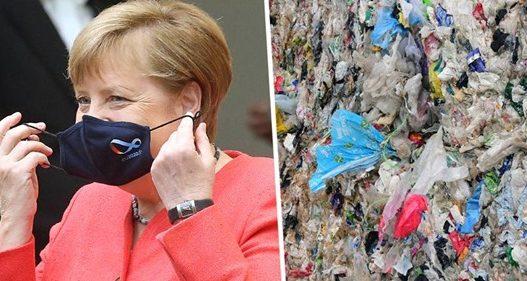 Gjermania ndalon produktet plastike një përdorimshe