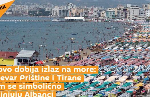 """""""Kosova me dalje në det"""", shqetësohen rusët: Shqiptarët po tentojnë të bashkohen!"""