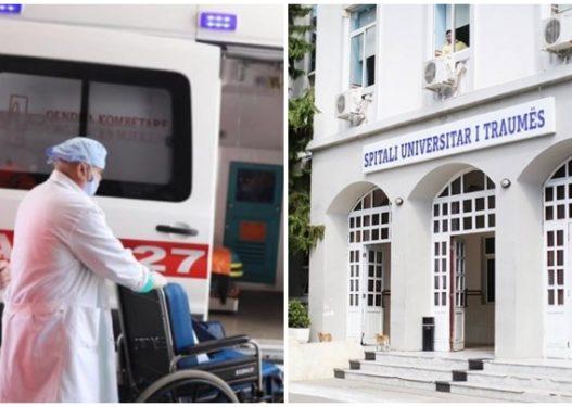Preket me koronavirus mjeku specializant në spitalin e Traumës, stafi kërkon të bëjë tamponët