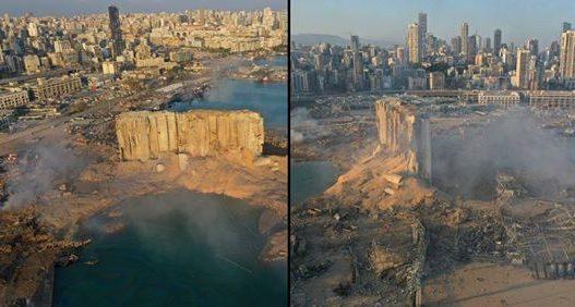 Pamje tronditëse nga shkatërrimi në Beirut/ 5 miliard dollarë dëme materiale dhe mijëra të pastrehë