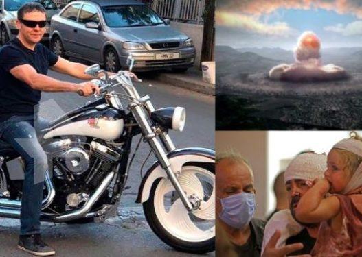 Shkaktoi një shpërthim sa 1/5 e Hiroshimës/ Kush është pronari rus i 'magazinës së vdekjes' në Liban?