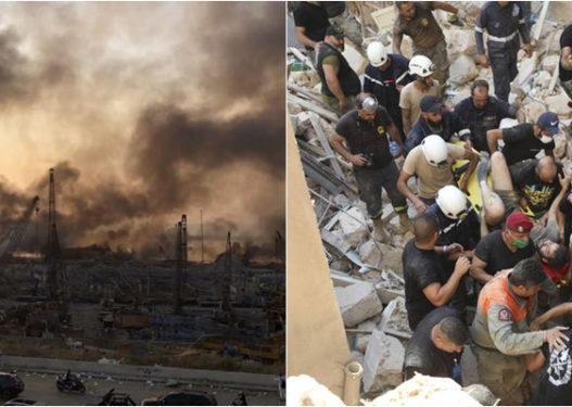 Shkon në 135 numri i viktimave nga shpërthimi në Beirut