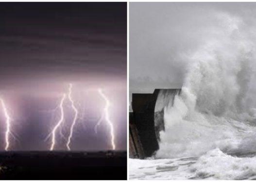 Gjithnjë më shumë stuhi dhe rrufe/ Shkencëtarët: Atmosfera po bëhet më e elektrizuar