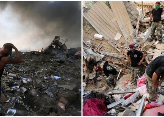Tragjedia në Beirut! Arrestohen disa zyrtarë të portit ku ndodhi shpërthimi