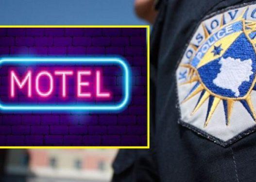 Suspendohet polici/ U kapë duke kryer marrëdhënie seksuale në një motel, gjatë orarit të punës
