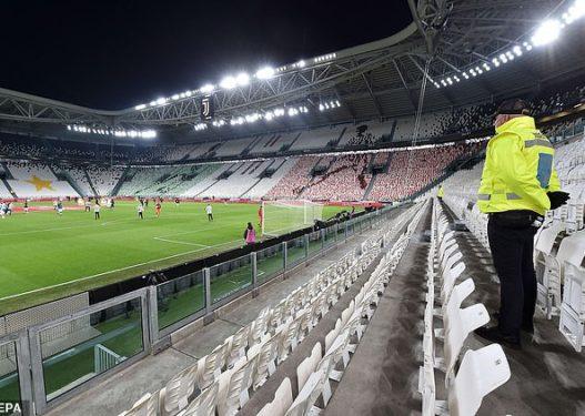 Ndizet drita jeshile, Seria A mbush stadiumet me tifozët