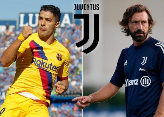 Juventusi do sulmues, Pirlo tregon a do vijë Luis Suarez