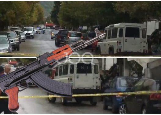 Policia shkoi për ta arrestuar të moshuarin në Elbasan, ai i priti me kállásh