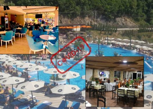 Hapen të gjitha aktivitetet më 1 Tetor! Bare, restorante, pishina