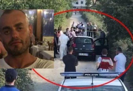 Detaje nga vrásja në Rrogozhinë/ Pistóleta e gjetur pranë makinës është e autorëve, por s'ka qëlluar