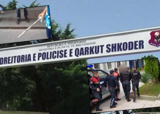 """""""Doli të më vriste me levë….""""/ Ngjarja e rëndë në Shkodër, 50-vjeçari vuri nën gomat e makinës komshien"""