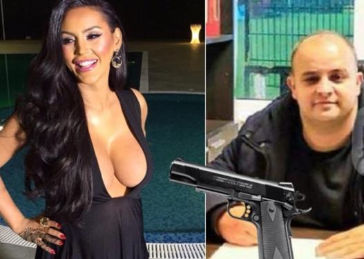 U kap me armë në çantë, kush është biznesmeni i hoteleve që shoqëronte Fjolla Morinën për në Tiranë