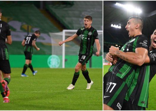 Myrto Uzuni nuk ndalet, shënon një tjetër gol në Champions League