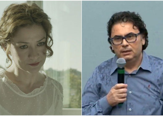 I nxorri sms-t private, aktorja e Portokallisë i përgjigjet Altin Bashës: S'ke dinjitet dhe as etikë, ti i ke penguar artistët!
