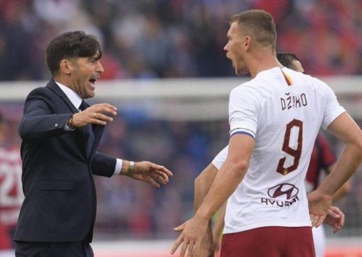Do transferohet te Juventusi, trajneri i Romës injoron keq Edin Dzekon