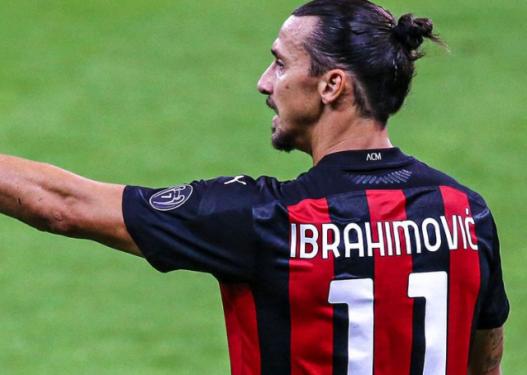 Zlatan Ibrahimovic infektohet me COVID-19