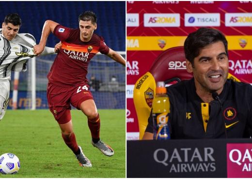 Trajneri i Romës i kënaqur nga Kumbulla: Nuk është rastësi që portieri ynë bëri vetëm një pritje