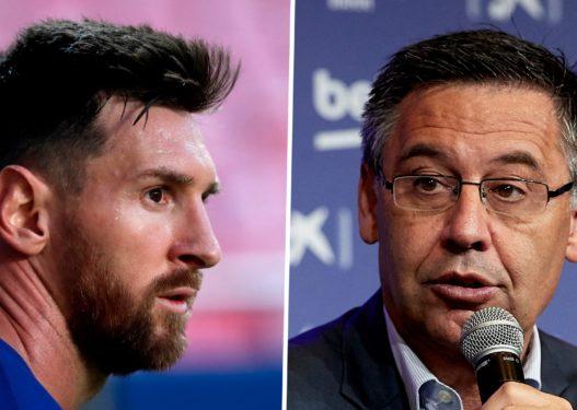 Presidenti i Barcelonës bën paqe me Messin: Nuk mund të lija të largohej lojtari më i mirë në botë