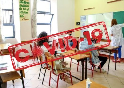Mbyllet gjimnazi në Përmet, infektohen me koronavirus 5 mësues