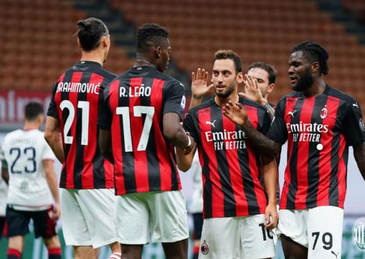 Pa Ibrahimoviç ndaj Krotones, Milani aktivizon titullarë dy goditjet e merkatos